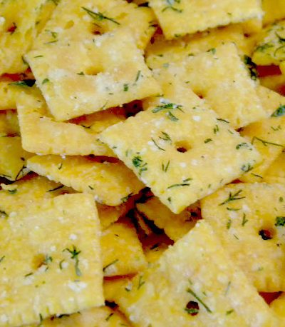 Dilly-Ranch Cheez Its