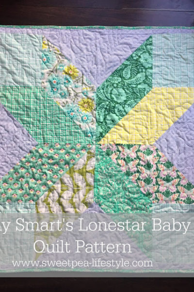 Amy Smart's Lonestar Baby Quilt