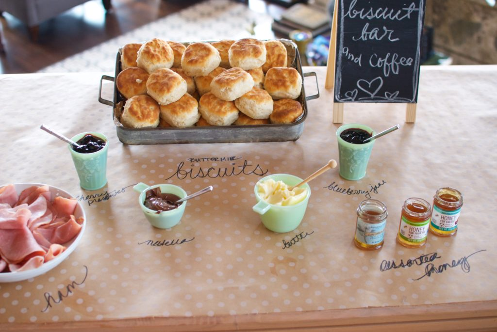 easy biscuit bar