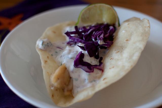 Nanci's Baja Fish Tacos