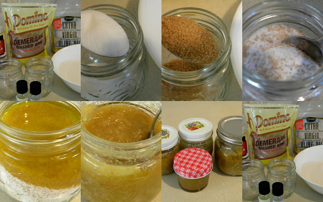 How To Make….. Sugar Scrub!