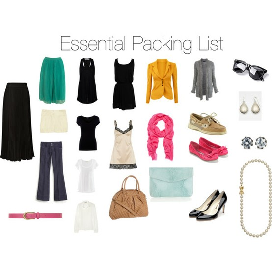 Tips for Packing, Beautifully!