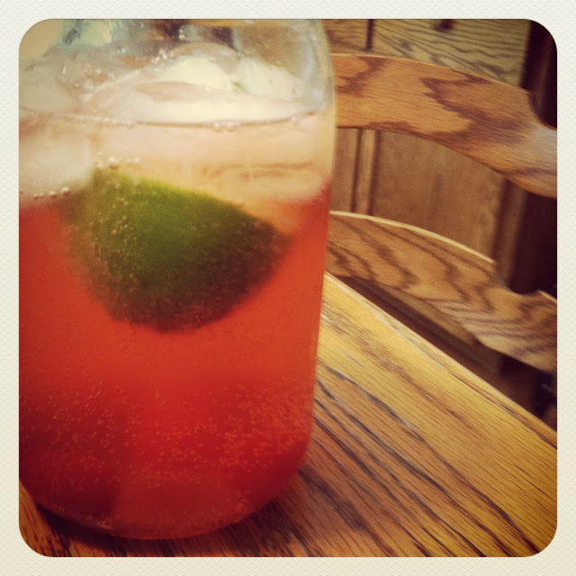 **Happy Hour Friday**: Cherry Limeade!