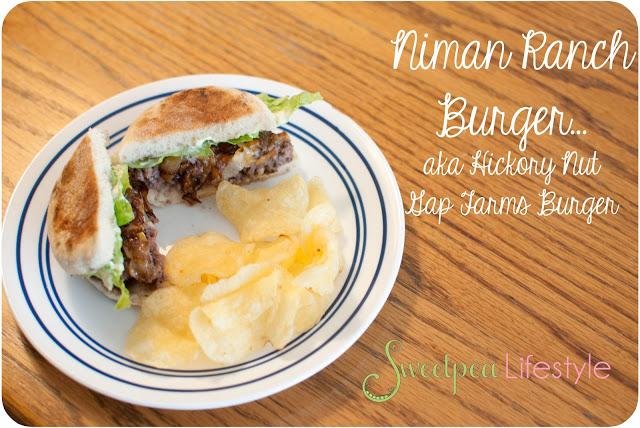 Niman Ranch Burgers