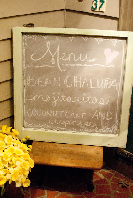 Do It Yourself: Old Window to Magnetic Chalkboard!