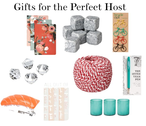 Gifts for the Perfect Host!