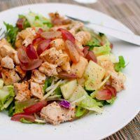 Easy Chicken Salad!