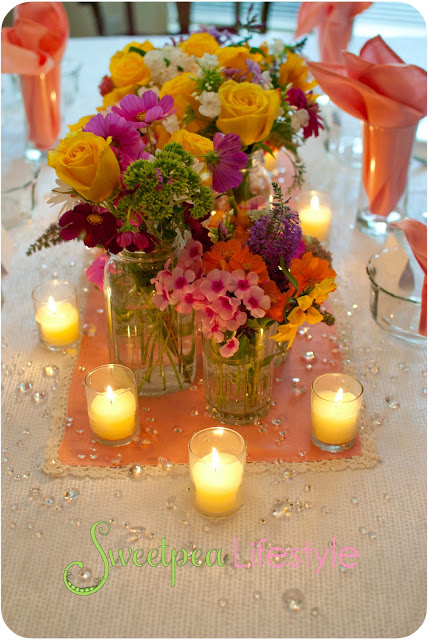 Successful Entertaining: Table Top Ideas