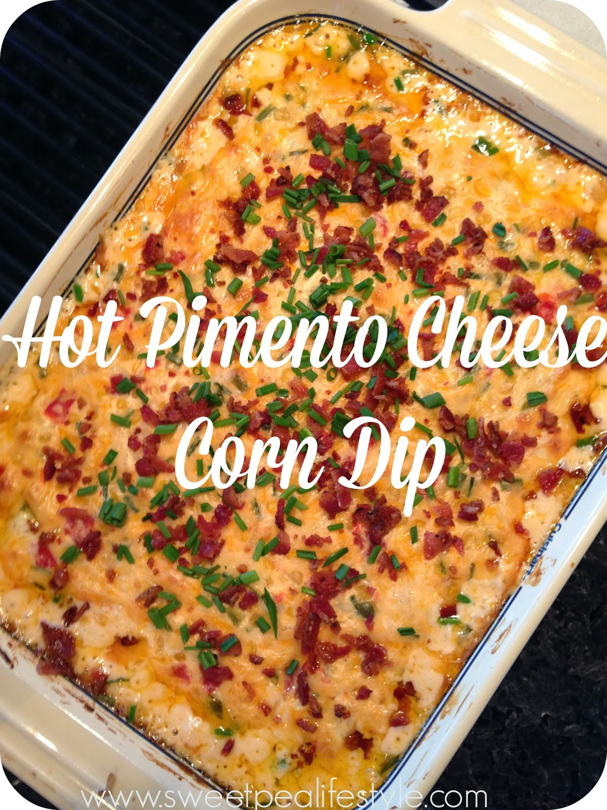 Pimento Cheese Corn Dip!