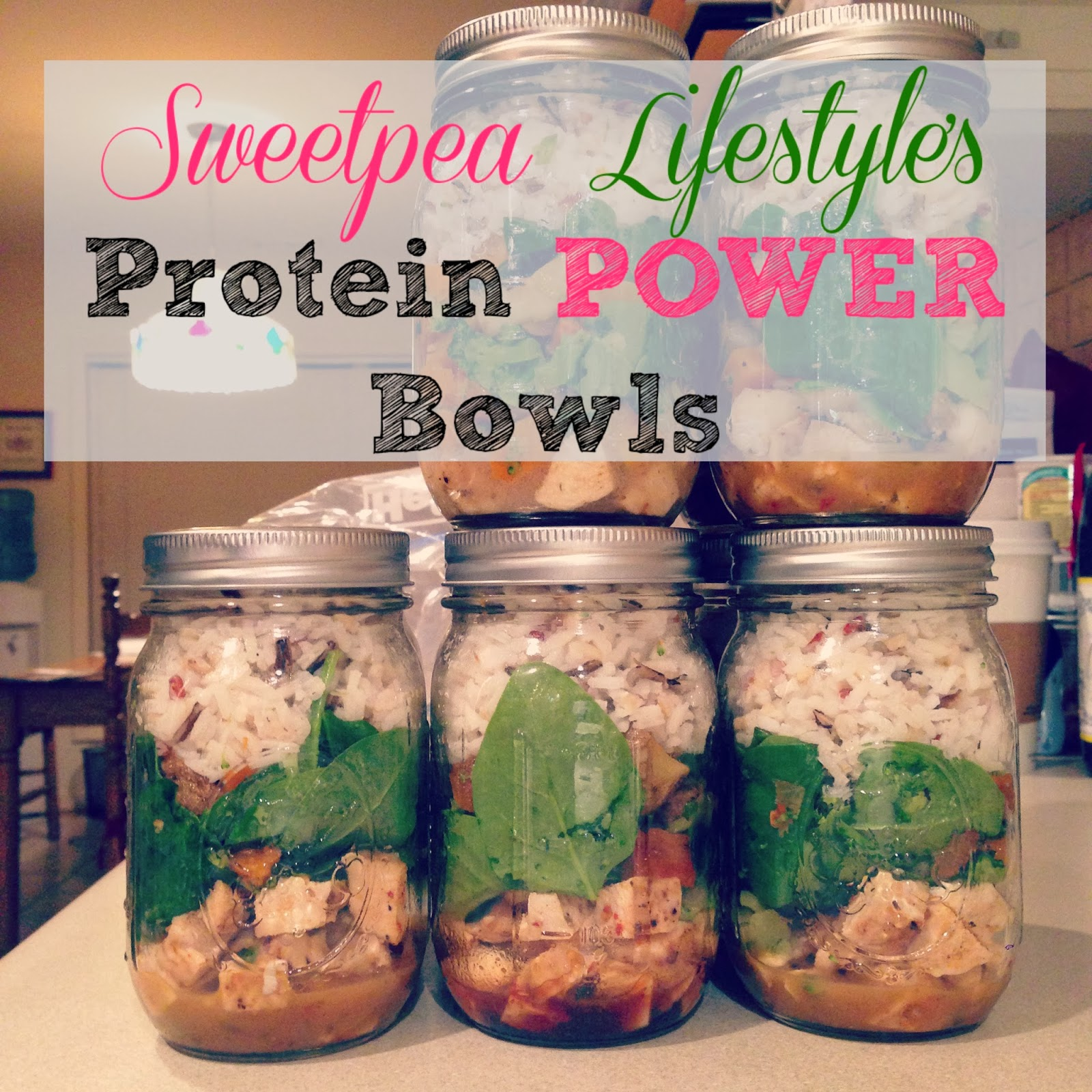 Protein Power Bowls!