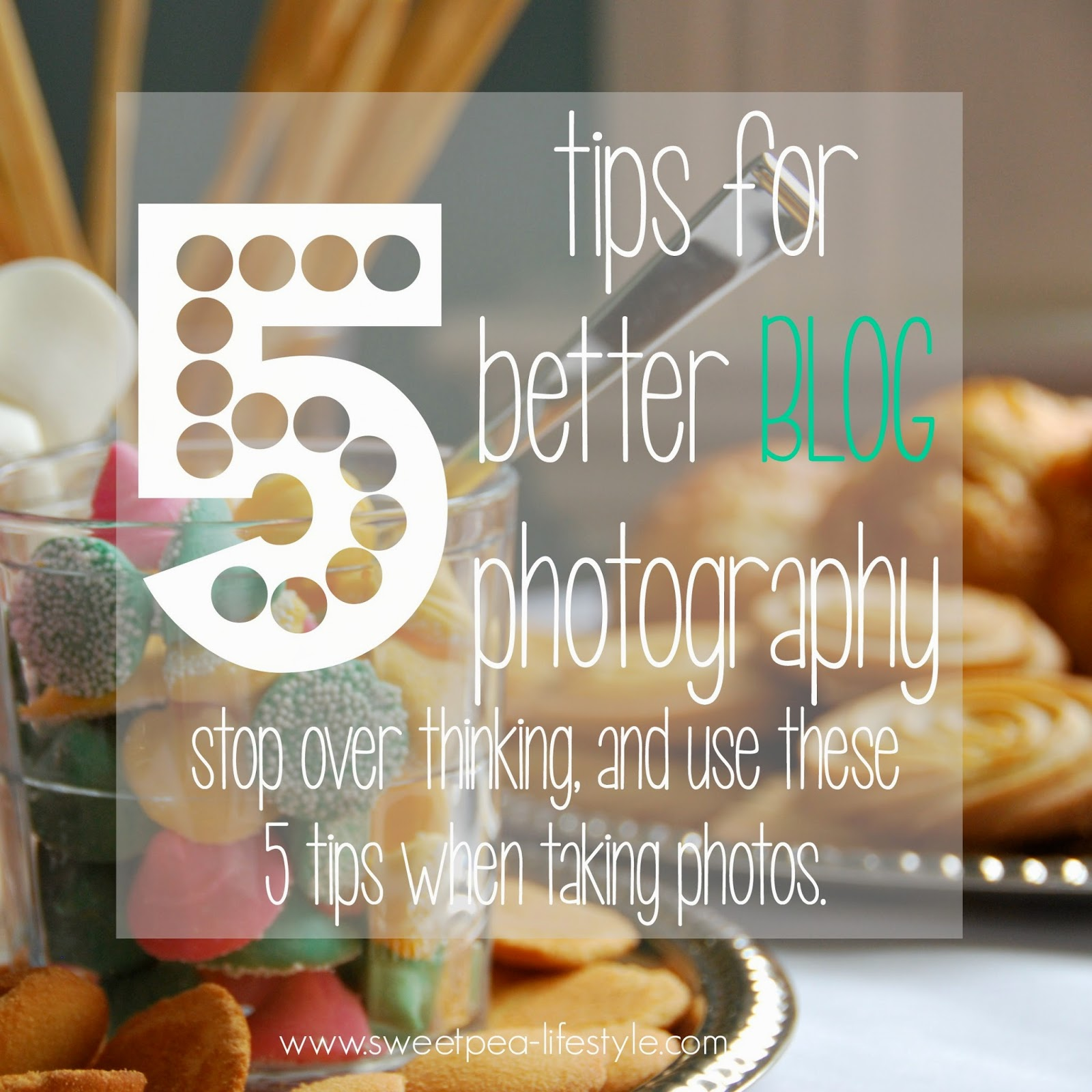 Photo Tips for Blogging