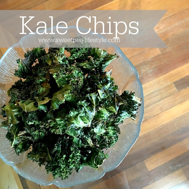 Kale Chips that ROCK!