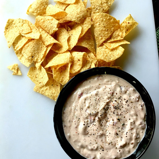 mama leah dip a three ingredient dip recipe
