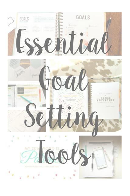 Essential Goal Planning Tools