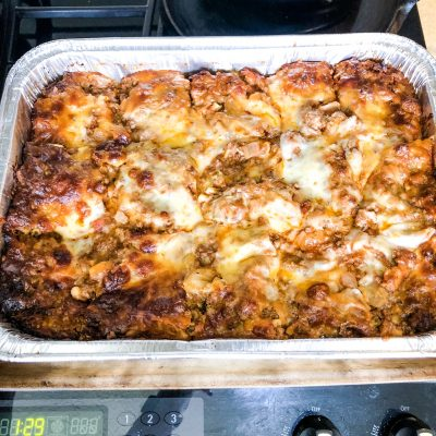 Crowd-Pleasing Angry Lasagna Recipe