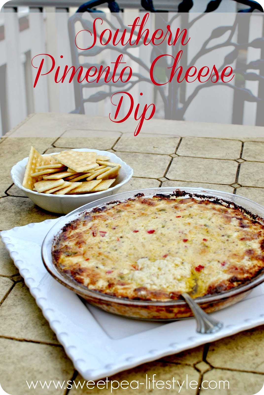 Southern Pimento Cheese Dip!