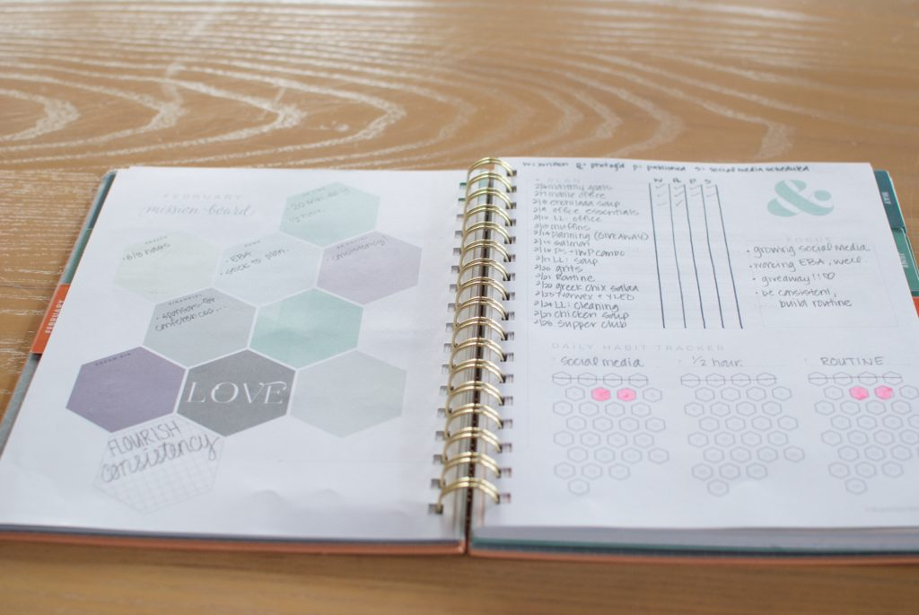 A blog planner is essential to staying on top of your business and helping you thrive