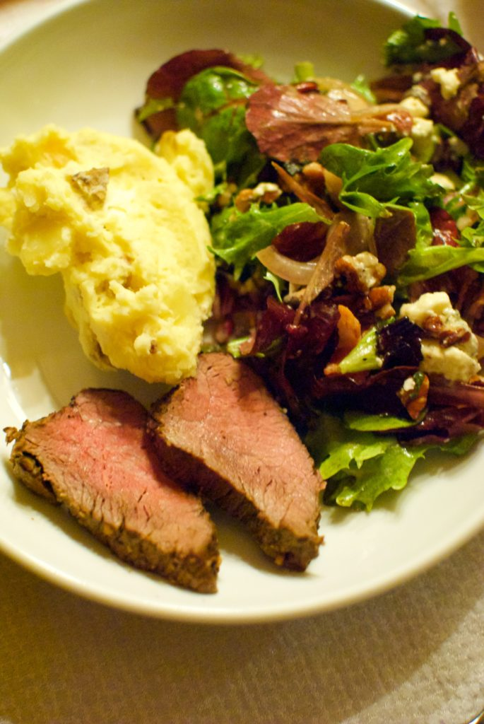 The BEST & easiest beef tenderloin recipe you will try, and the only one you'll ever need!