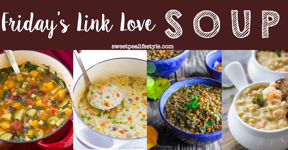 Friday's Link Love: SOUP
