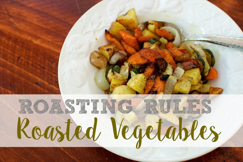 Three easy tips for roasting vegetables
