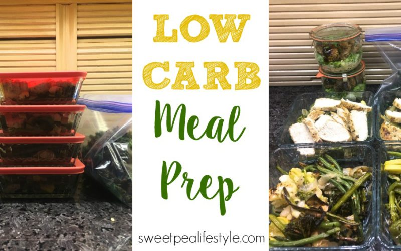 Low carb meal prep couldn't be more simple -- these tips and tricks will see you through from start to finish.