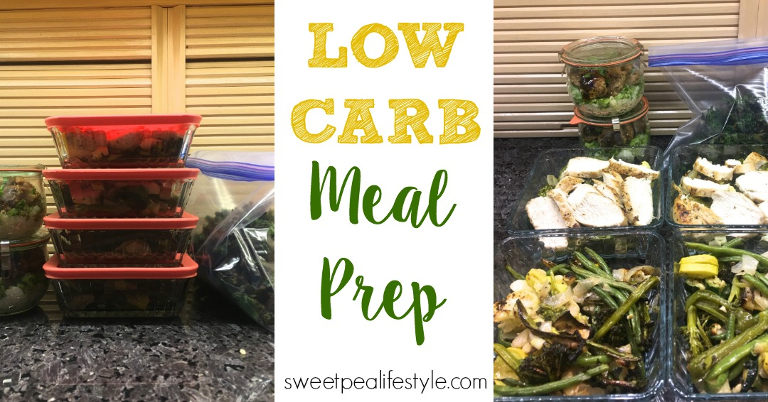 Low Carb Meal Planning