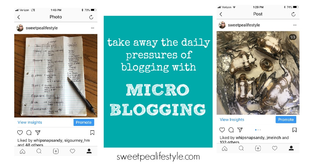 Microblogging with Social Media