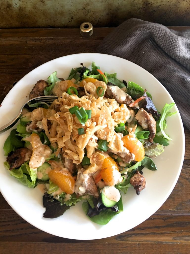 The BEST salad combination that will have you wanting seconds, and thirds.