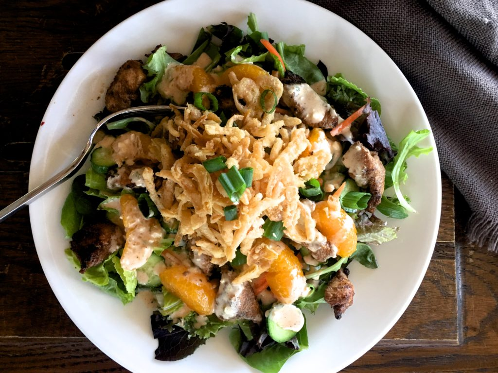 This low carb salad option makes you crave more and more