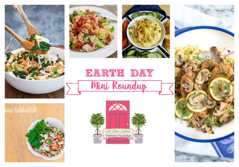 Earth Day – Ways to Celebrate! + HM #179