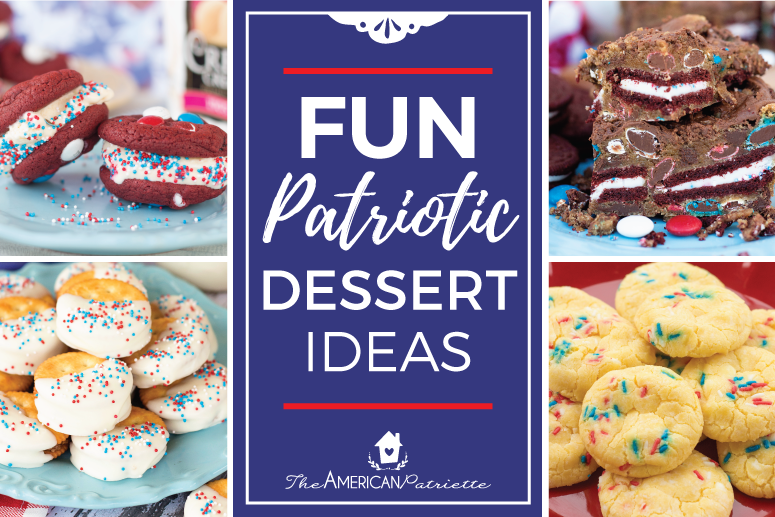 We're having a blast with July 4th celebration ideas! Find fun party ideas, tasty treats, decorations, and more. Plus, link up at Home Matters with recipes, DIY, crafts, decor. #July4th #4thofJuly #HomeMattersParty