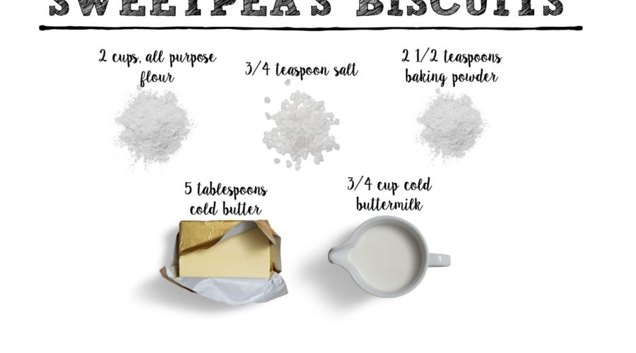 Easy homemade biscuits with 5 ingredients you have in your pantry. These are the fluffiest biscuits I've ever had, and you can freeze them, and pull out as needed!