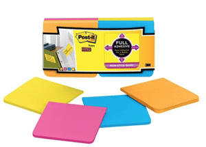 post it notes for party supplies