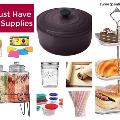25 Must Have Party Supplies