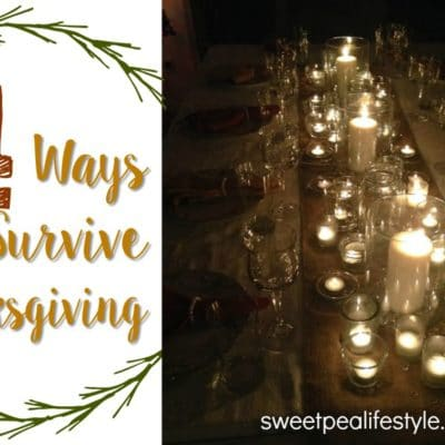4 Ways to Survive Thanksgiving