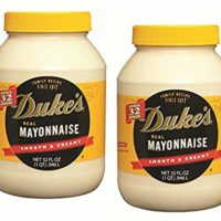 Duke's 2 Piece Real Mayonnaise, 32 Ounce