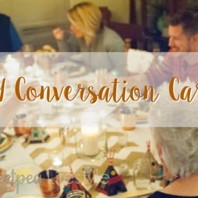 16 of the Best Conversation Starters for any Party!