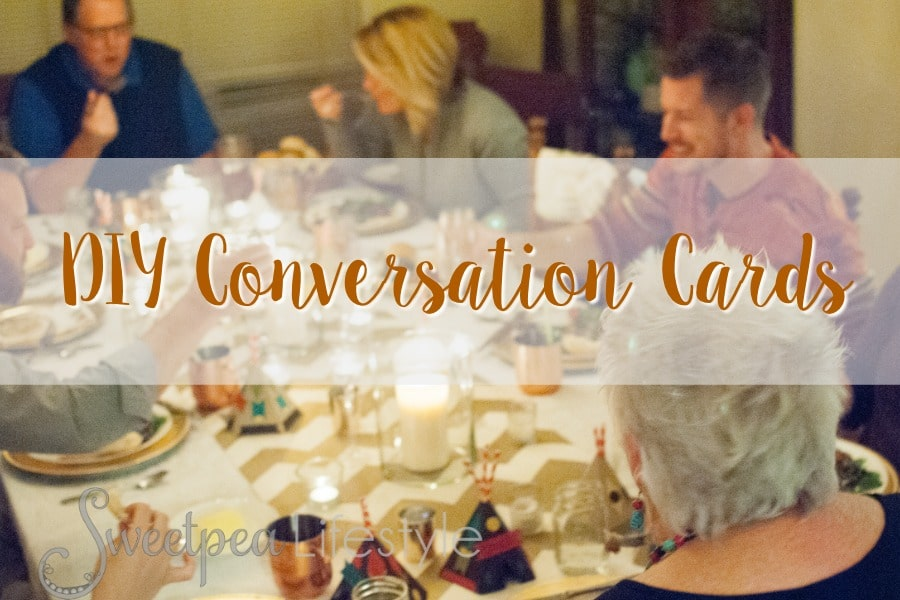 diy conversation cards