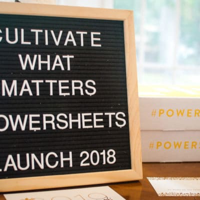Powersheets Accessories