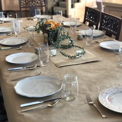 How to Host an Unforgettable Friendsgiving