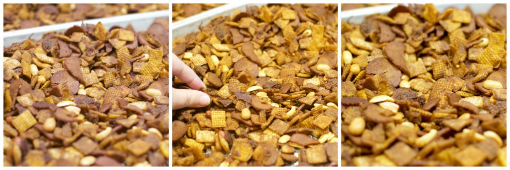 Chex mix recipe that people can't stop eating