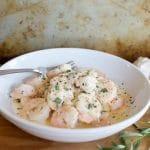 tarragon shrimp recipe