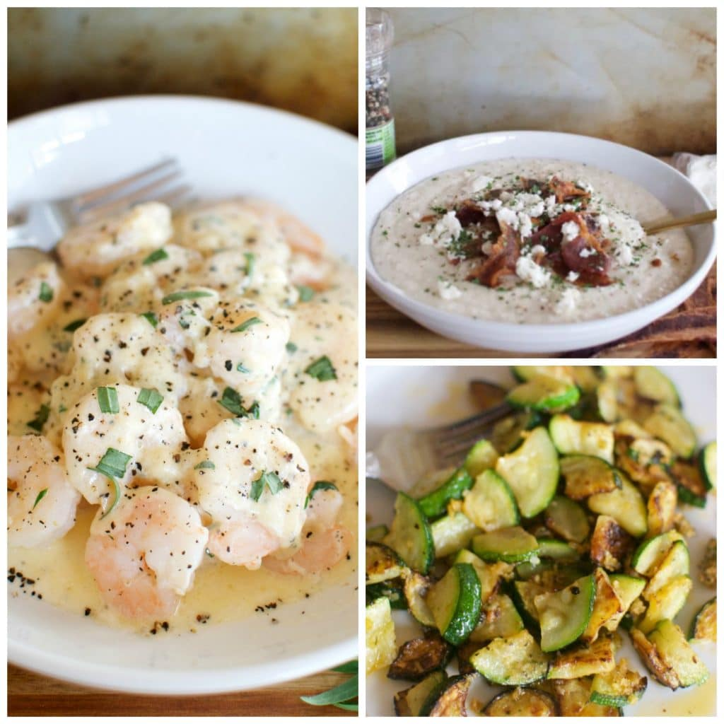 tarragon shrimp recipe meal idea