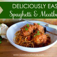 Deliciously Easy Meatballs