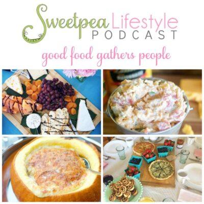 Sweetpea Lifestyle Podcast!