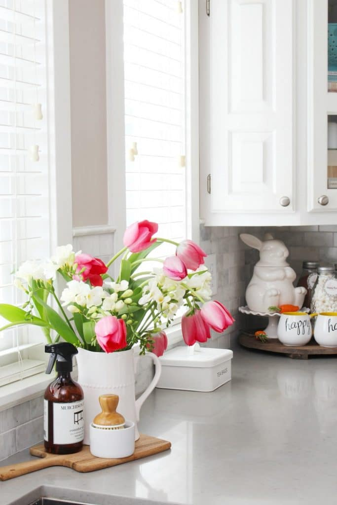 Seasons Of Home Easy Decorating Ideas For Spring: Spring Decor Fresh And Beautiful + HM #224