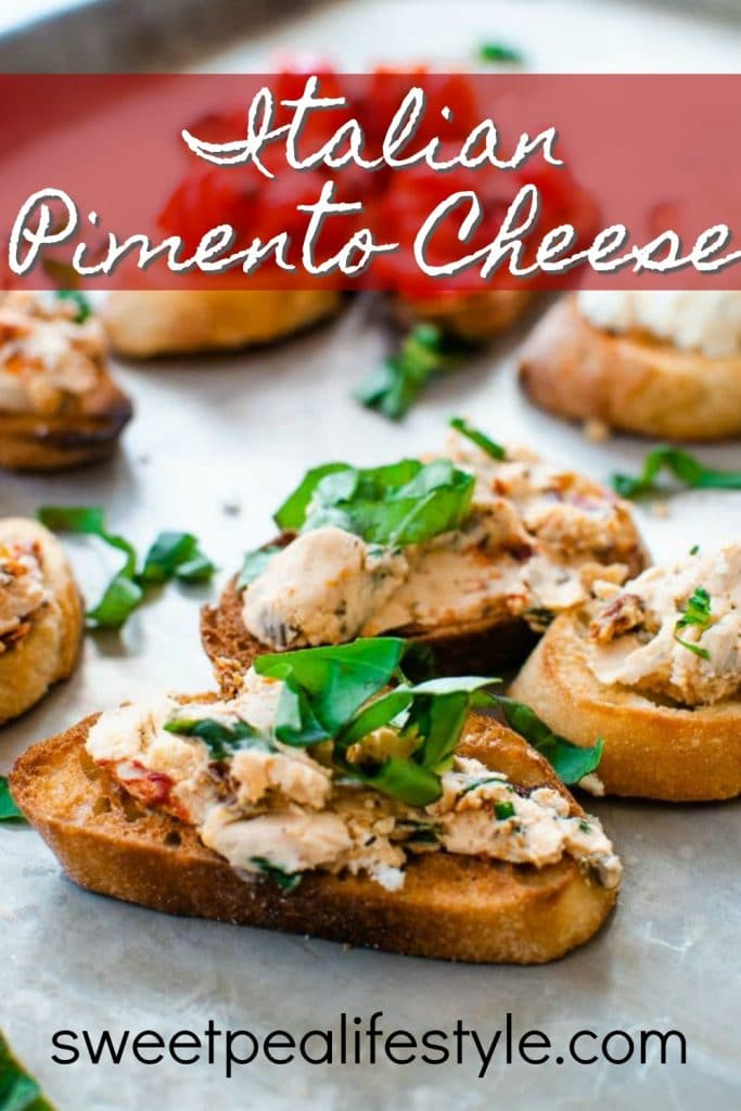 italian pimento cheese recipe idea