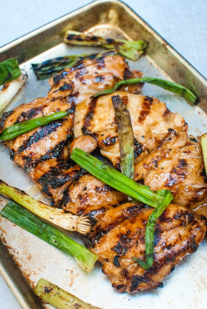 grilled vidalia pickle chicken recipe