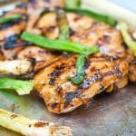 Grilled Vidalia Pickle Chicken