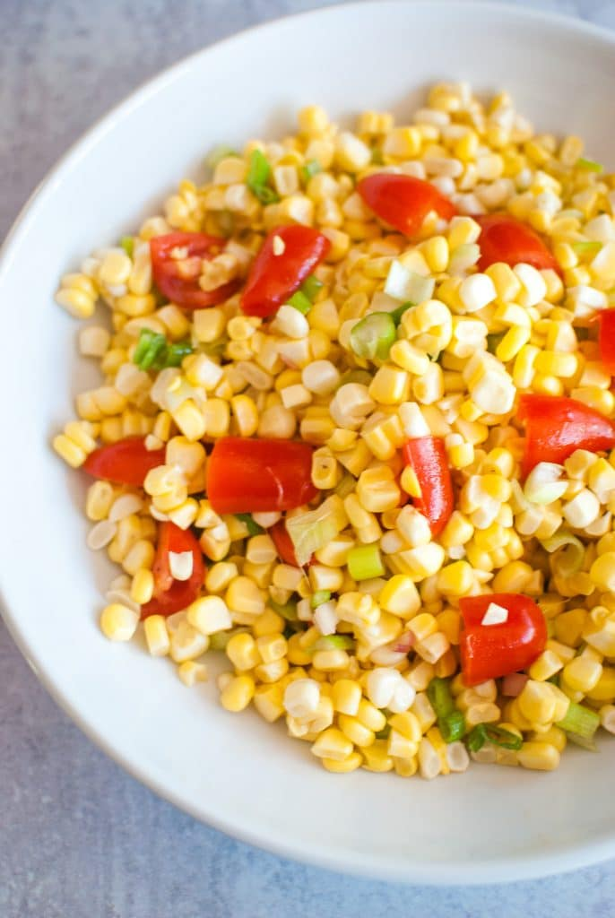 Reese Witherspoon's Corn Salad Recipe